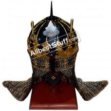 Medieval Persian Kulah Khud 18th Century Warrior Helmet