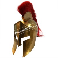 Spartan King Leonidas 300 Movie Helmet Replica