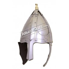 Medieval Germanic Spangen helm Strong 16 Gauge Steel 500 AD
