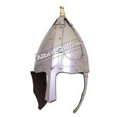 Medieval Germanic Spangen helm Strong 16 Gauge Steel 500 AD