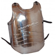 Breastplate Muscle Body Armour Steel Cuirass Heavy Combat