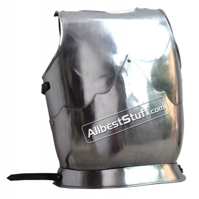 SALE! Medieval Knight Steel Body Armor Roman Muscle Plate Cuirass with Leather Strap