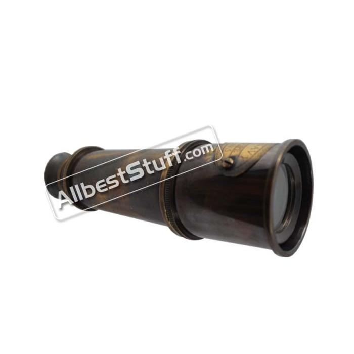 Vintage Nautical Telescope Brass Pirate Spyglass Scope