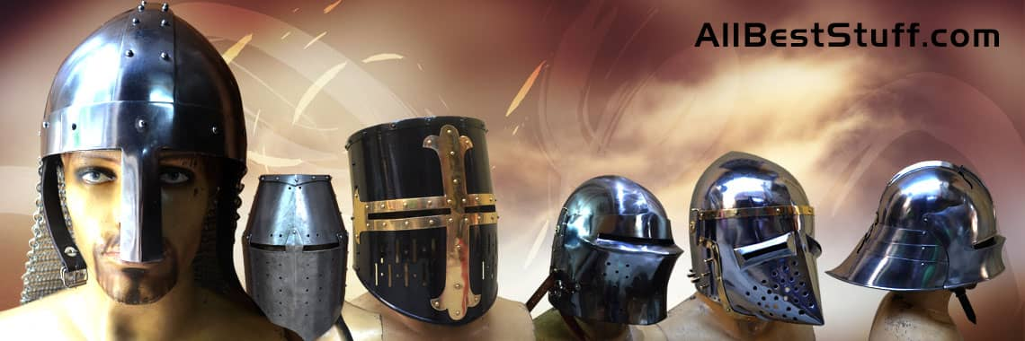 Chain Mail & Helmets